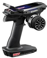 Sanwa M17 FH5 4-Channel 2.4GHz Radio System with RX-491 Receiver