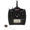 Spektrum DX6 6-channel 2.4Ghz DSMX Radio System Gen 3 with AR6600T Receiver