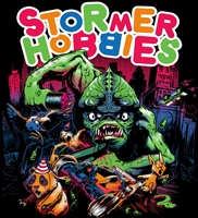"Stormer Hobbies RC ""Party Crasher"" T-shirts, SMALL"