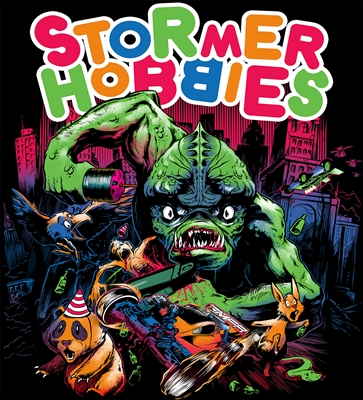 "Stormer Hobbies RC ""Party Crasher"" T-shirts, XXX-LARGE"