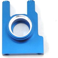 ST Racing Ten SCTE 2.0 Center Bulkhead, Blue Aluminum