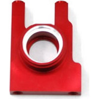 ST Racing Ten SCTE 2.0 Center Bulkhead, Red Aluminum