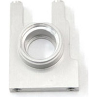 ST Racing Ten SCTE 2.0 Center Bulkhead, Silver Aluminum