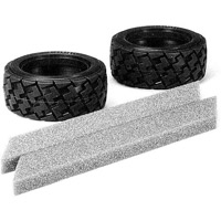 Tamiya Tgx Rally Block Tires (2)