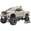 Tamiya Toyota Tundra High Lift 4wd Truck With 3 Speed Trans.