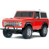 Tamiya 73 Ford Bronco CC-01 Chassis Kit