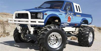 Tamiya Toyota Bruiser 4wd Truck Kit With 3 Speed Transmission