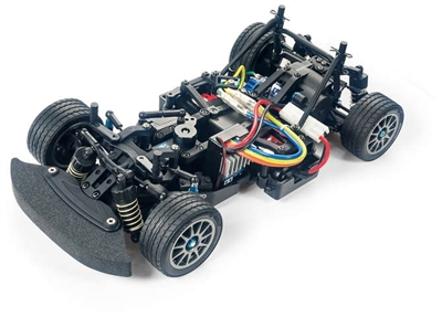 Tamiya 1/10th Mini M-08 RWD Chassis Kit