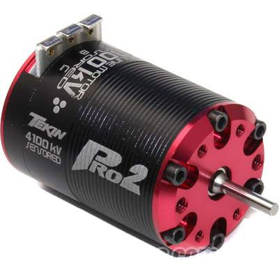 "Tekin Pro2 Shortcourse 2wd Brushless Motor-4100kv, 1/8"" Shaft"