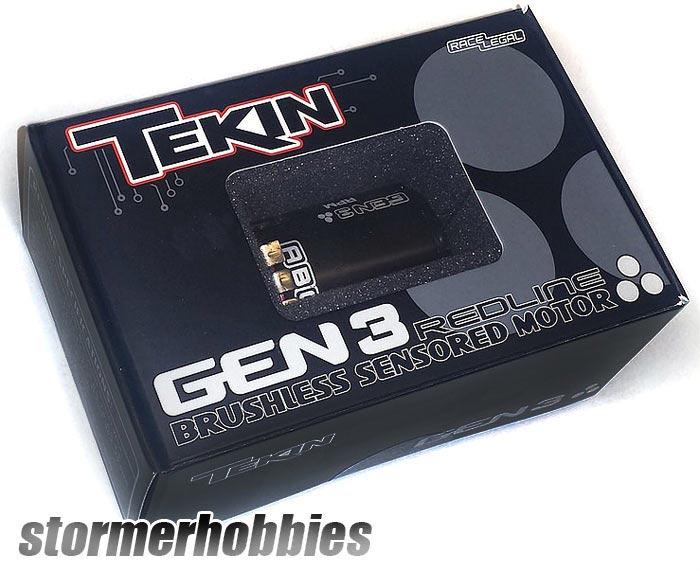 TEKTT2711 Tekin Redline Gen3 Modified Sensored Brushless Motor 7.5T