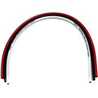 "Tekin 12 Gauge Wire-Red/Black/White- 12"" Of Each Color"""