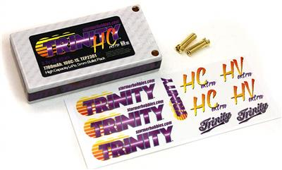 Team Epic 7700mAh 100c 3.7 1s  White Carbon Lipo Pack, Roar Legal