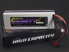 Team Epic 5200mAh 50c 7.4 2s HC White Carbon Lipo Battery-Deans Plug