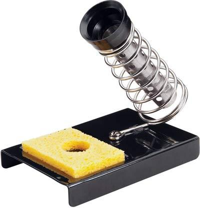 TrakPower Deluxe Soldering Iron Holder With Sponge