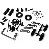 Tekno R/C EB48.2/EB48 Mechanical Brake Kit, Complete