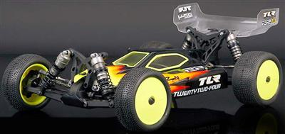Losi 22-4 4wd 1/10 Electric Race Buggy Kit