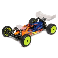 Losi 22 5.0 DC Race Kit: 1/10th 2wd Buggy Dirt/Clay