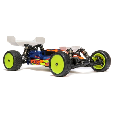 Losi 22 5 0 DC Race Kit: 1/10th 2wd Buggy Dirt/Clay
