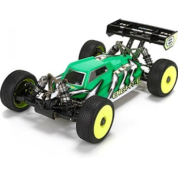 8ight-E 4.0 1/8th Electric Race Off-road Buggy Kit