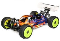 8ight-X 1/8th 4wd Nitro Off-road Buggy Elite Race Kit