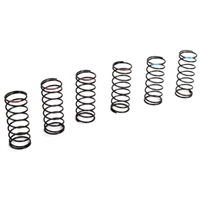 Losi 22T 3.0 Front Shock Spring Set, Hard (3 pair)
