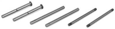 Losi 22-4 Hinge Pin Set, Ticn (6)