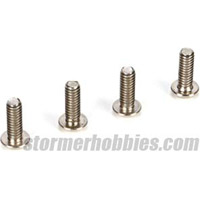 "Losi Ten SCTE 2.0 Bulkhead Screws, 5-40 x 5/16"" (4)"
