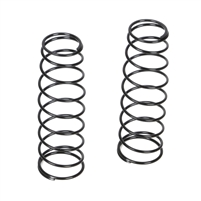 Losi 8ight 3.0 16mm Rear Shock Springs-3.6 Rate, Silver (2)