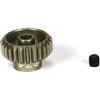 "Losi 25 tooth Aluminum Pinion Gear, 48 pitch for 1/8"" Motor Shaft"