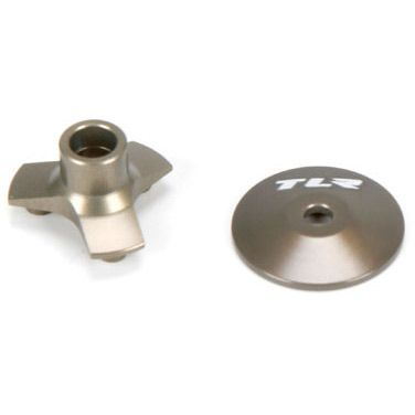 Losi  Direct Drive Spur Hubs, aluminum : All 22