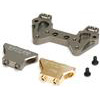 Losi 22/T/SCT Brass/Aluminum Rear Camber Tower Set For Mid Motor