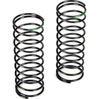Losi 22T Front Shock Springs-3.5 Rate, Green (2)