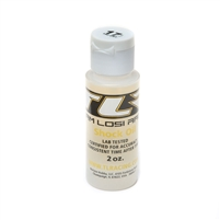 Losi Silicone Shock Oil-17.5 Weight (2 oz. bottle)