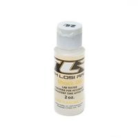 Losi Silicone Shock Oil-22.5 Weight (2 oz. bottle)