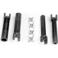 Traxxas Rustler/Stampede/Slash Long Half Shaft Set (2)