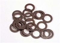 Traxxas Jato/Revo 3.3/Slash Teflon Washers, 5 x 8 x 0.5mm (20)