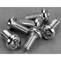 Traxxas 3 x  6mm Roundhead Screws (6)