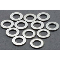 Traxxas Metal Washers-3 x 6mm (12)