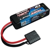 Traxxas 2200mAh Power Cell 7.4v Lipo Battery Pack, 25c For 1/16th