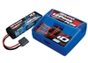 Traxxas EZ-Peak Plus charger with 5800mAh 7.4v 2S Lipo Battery (1)