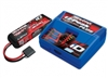 Traxxas 3S Lipo Completer Combo - 2849X Lipo Battery and 2970 Charger
