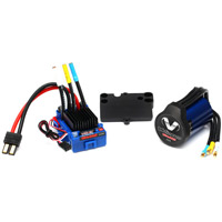 Traxxas Velineon VXL-3 Waterproof Brushless ESC with 3500 Motor