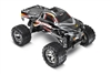 Traxxas Stampede RTR XL-5 Monster Truck with Black ProGraphix Body