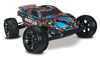 Traxxas Rustler VXL RTR 2wd Truck with Hawaiin ProGraphix Body