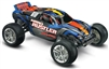 Traxxas Nitro Rustler RTR truck with 2.5 engine, Blue