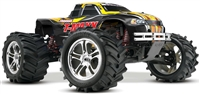 Traxxas T-Maxx RTR Nitro truck with 2.5 engine, Black