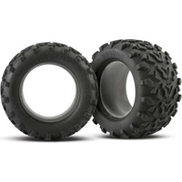 "Traxxas Summit/Maxx/Revo 3.8"" Tires with inserts (2"