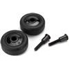 Traxxas Maxx/Slash/Stampede 4x4 Wheelie Bar Wheel Kit