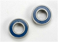 Traxxas Revo 3.3 Blue Rubber Sealed Ball Bearings- 6 x 12mm (2)