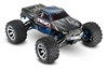 Traxxas Revo 3.3 RTR 4wd Nitro Truck with blue body